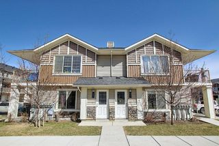 Main Photo: 913 250 Sage Valley Road NW in Calgary: Sage Hill Row/Townhouse for sale : MLS®# A1096553