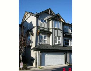 "Photo 1: 68 12677 63RD Avenue in Surrey: Panorama Ridge Townhouse for sale in ""Sunridge"" : MLS®# F2809311"