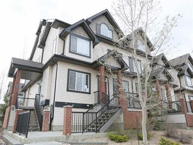 Main Photo: 28 4821 TERWILLEGAR Common in Edmonton: Zone 14 Townhouse for sale : MLS®# E4242080