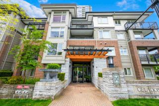 "Main Photo: 207 1128 KENSAL Place in Coquitlam: New Horizons Condo for sale in ""CELADON HOUSE"" : MLS®# R2577267"