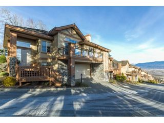 """Photo 1: 1 35931 EMPRESS Drive in Abbotsford: Abbotsford East Townhouse for sale in """"MAJESTIC RIDGE"""" : MLS®# R2137226"""