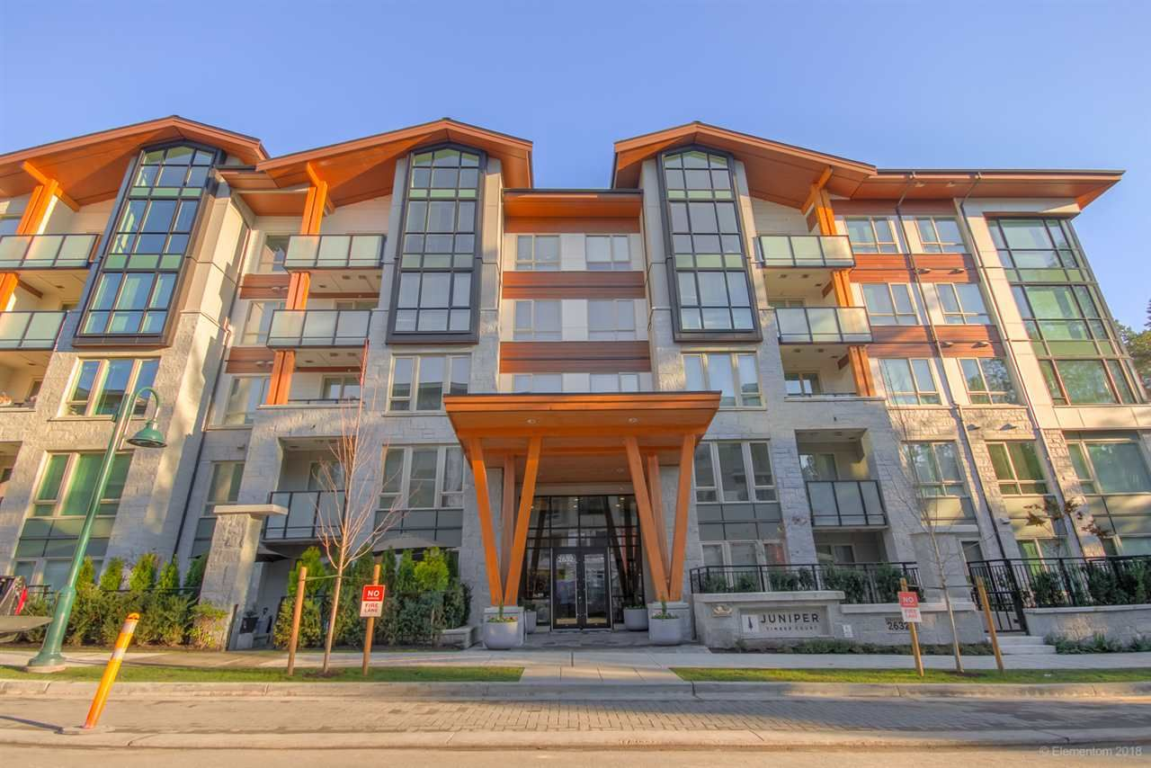 """Main Photo: 106 2632 LIBRARY Lane in North Vancouver: Lynn Valley Condo for sale in """"JUNIPER"""" : MLS®# R2521824"""