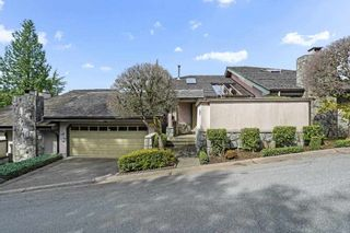 """Photo 1: 5220 TIMBERFEILD Lane in West Vancouver: Upper Caulfeild House for sale in """"Sahalee"""" : MLS®# R2574953"""