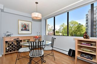 "Photo 5: 402 1616 W 13TH Avenue in Vancouver: Fairview VW Condo for sale in ""GRANVILLE GARDENS"" (Vancouver West)  : MLS®# R2058683"