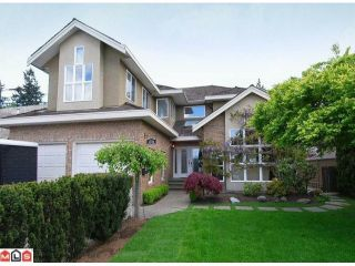 """Photo 1: 10556 SUMAC Place in Surrey: Fraser Heights House for sale in """"Glenwood Estates"""" (North Surrey)  : MLS®# F1012253"""