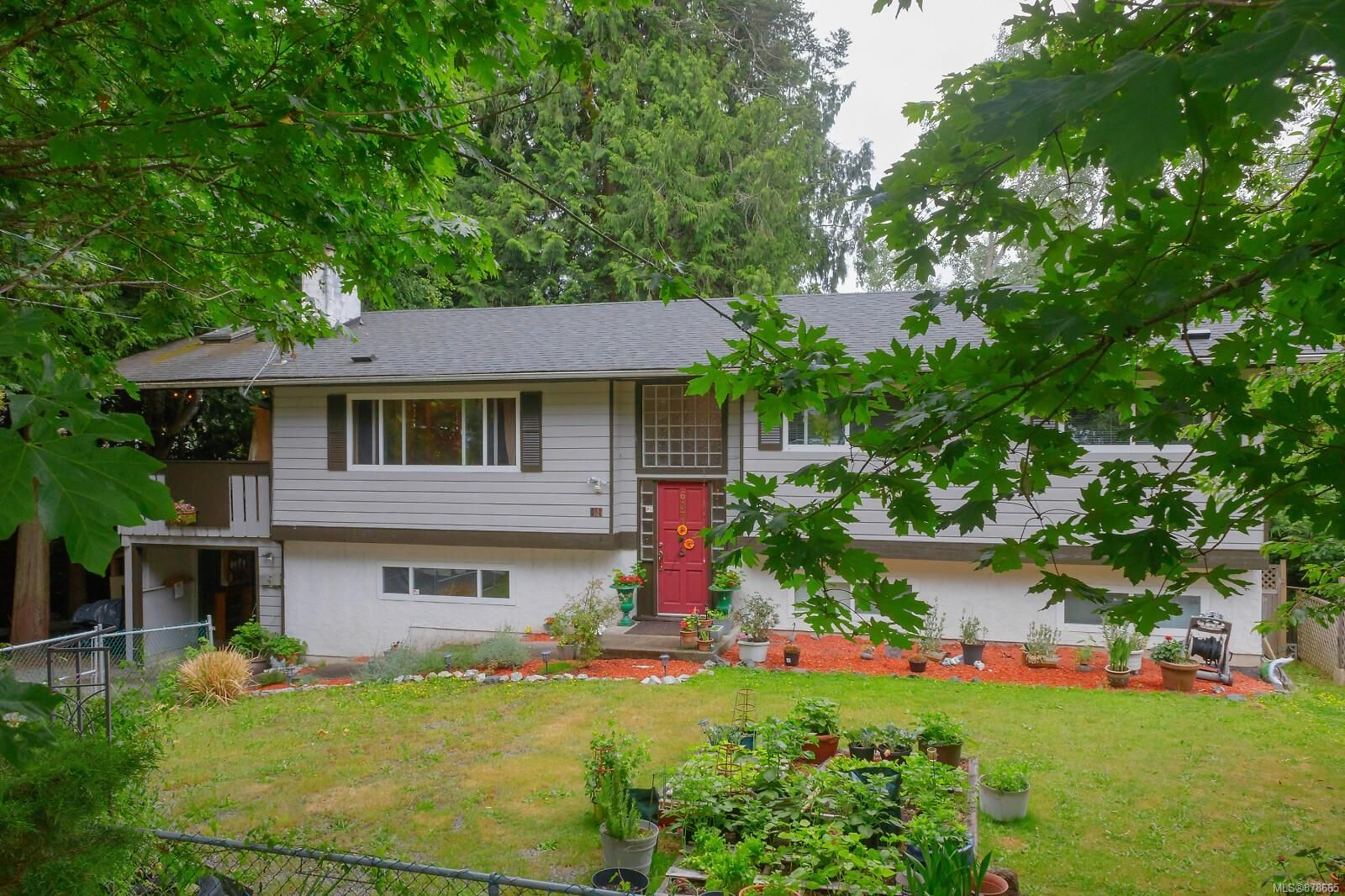 Main Photo: 607 Sandra Pl in : La Mill Hill House for sale (Langford)  : MLS®# 878665