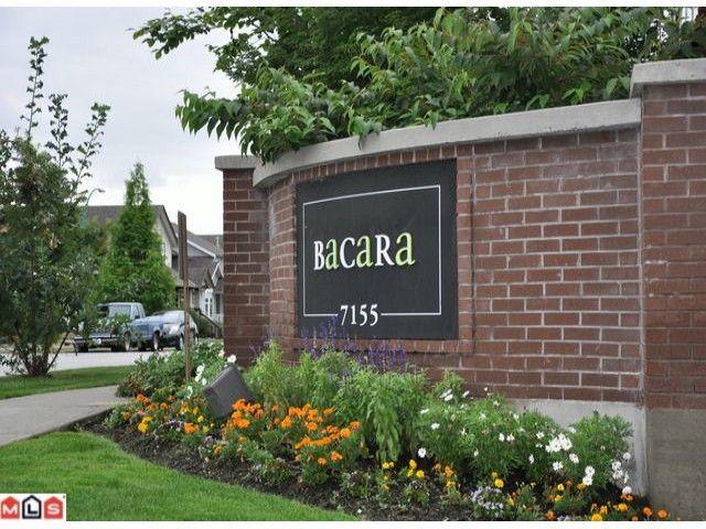 "Main Photo: 46 7155 189TH Street in Surrey: Clayton Townhouse for sale in ""Bacara"" (Cloverdale)  : MLS®# F1123537"