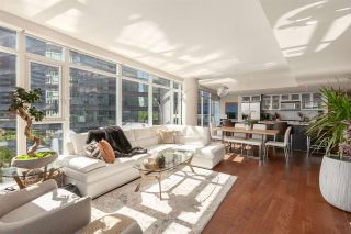 """Photo 6: 603 1205 W HASTINGS Street in Vancouver: Coal Harbour Condo for sale in """"Cielo"""" (Vancouver West)  : MLS®# R2606862"""