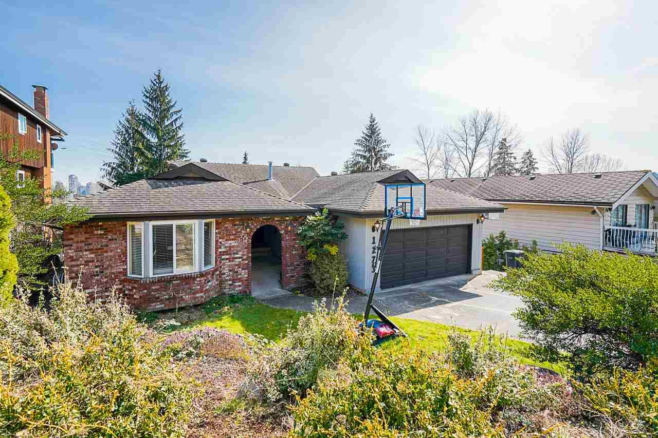 Main Photo: 1273 STEEPLE Drive in Coquitlam: Upper Eagle Ridge House for sale : MLS®# R2556495