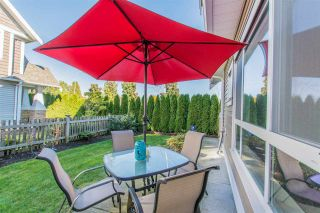 """Photo 12: 24 7298 199A Street in Langley: Willoughby Heights Townhouse for sale in """"YORK"""" : MLS®# R2115410"""