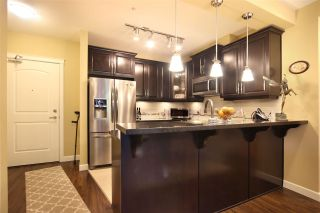 """Photo 3: 324 8288 207A Street in Langley: Willoughby Heights Condo for sale in """"Yorkson Creekside"""" : MLS®# R2074949"""
