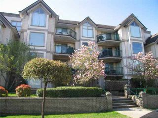 Photo 1: 407 1650 GRANT Avenue in Port Coquitlam: Glenwood PQ Condo for sale : MLS®# V1093325