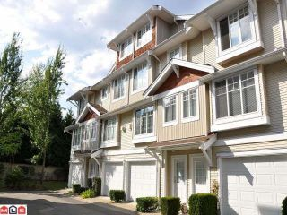 Photo 1: # 58 12110 75A AV in Surrey: West Newton Condo for sale : MLS®# F1223034