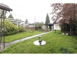 Photo 3: 4016 LAUREL STREET in Vancouver: Cambie House for sale (Vancouver West)  : MLS®# R2018117