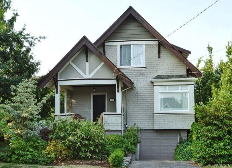 Main Photo: 1225 Queens Ave in : Vi Fernwood House for sale (Victoria)  : MLS®# 707576