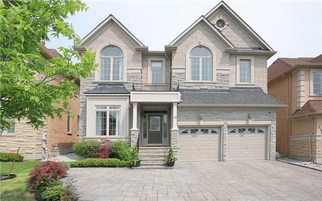 Main Photo: 12 Heritage Estates Road in Vaughan: Patterson House (2-Storey) for sale : MLS®# N3508616