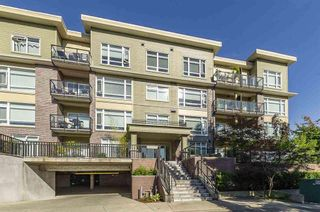 "Photo 1: 308 11566 224 Street in Maple Ridge: East Central Condo for sale in ""Cascada"" : MLS®# R2573896"