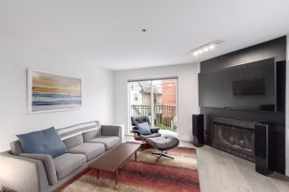 """Photo 3: 308 888 W 13TH Avenue in Vancouver: Fairview VW Condo for sale in """"CASABLANCA"""" (Vancouver West)  : MLS®# R2341512"""