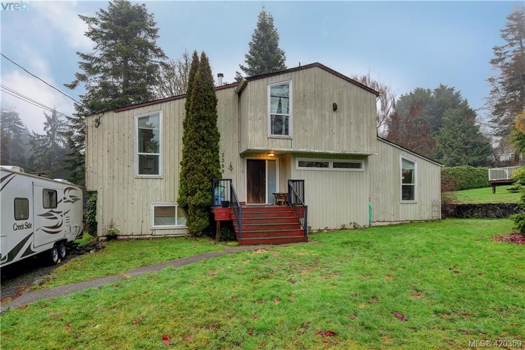 Main Photo: 2389 Christan Dr in SOOKE: Sk Broomhill House for sale (Sooke)  : MLS®# 831865