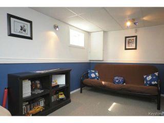 Photo 15: 280 Brooklyn Street in WINNIPEG: St James Residential for sale (West Winnipeg)  : MLS®# 1318832