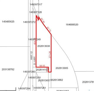 Photo 2: 9.91 Acres on Hwy 12 in Corman Park: Lot/Land for sale (Corman Park Rm No. 344)  : MLS®# SK846869