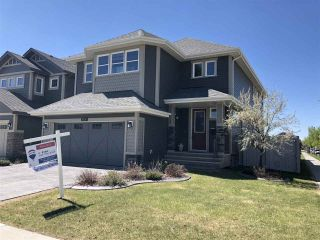 Photo 1: 4314 VETERANS Way in Edmonton: Griesbach House for sale