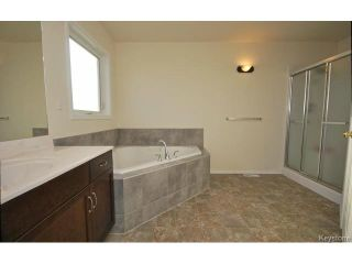 Photo 12: 62 Prairie Sky Drive in WINNIPEG: Fort Garry / Whyte Ridge / St Norbert Residential for sale (South Winnipeg)  : MLS®# 1503707