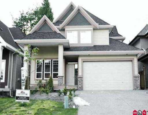 "Main Photo: 7383 200A ST in Langley: Willoughby Heights House for sale in ""Jericho Ridge"" : MLS®# F2607111"