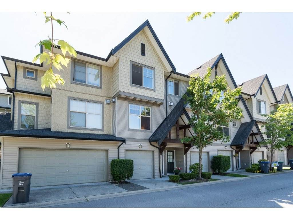 "Main Photo: 119 15152 62A Avenue in Surrey: Sullivan Station Townhouse for sale in ""UPLANDS"" : MLS®# R2095709"