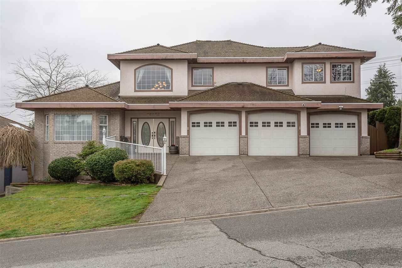 Main Photo: 16272 95A AVENUE in Surrey: Fleetwood Tynehead House for sale : MLS®# R2357965