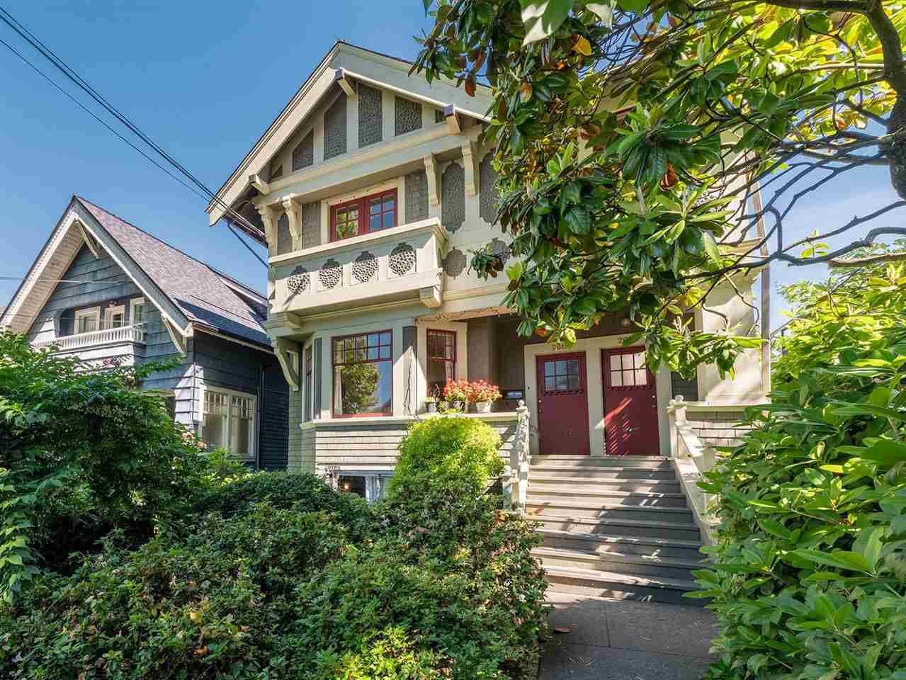 Main Photo: 2615 W 2ND Avenue in Vancouver: Kitsilano House for sale (Vancouver West)  : MLS®# R2590943