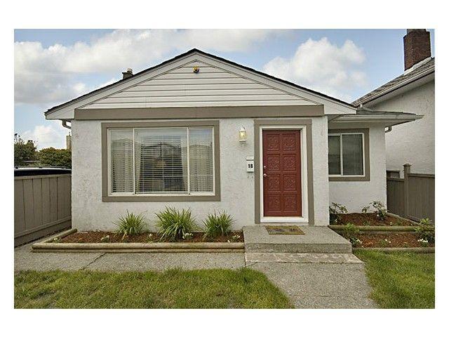 Main Photo: 18 W 41ST Avenue in Vancouver: Oakridge VW House for sale (Vancouver West)  : MLS®# V1059686