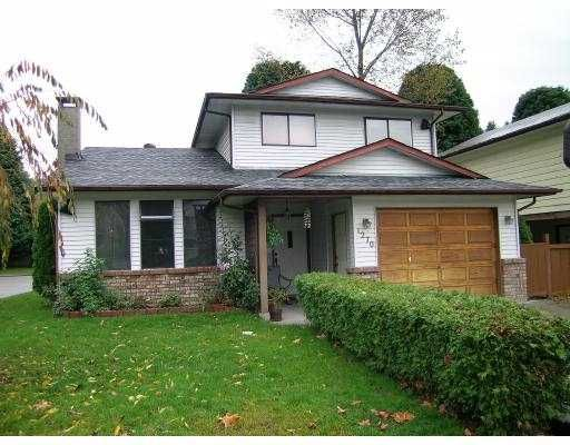 Main Photo: 1270 OXBOW WY in Coquitlam: River Springs House for sale : MLS®# V563489