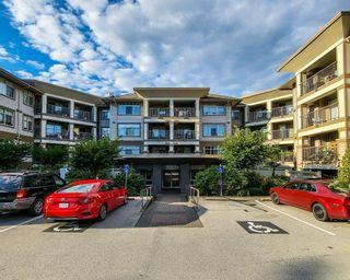 "Photo 1: 321 12248 224 Street in Maple Ridge: East Central Condo for sale in ""Urbano"" : MLS®# R2613752"