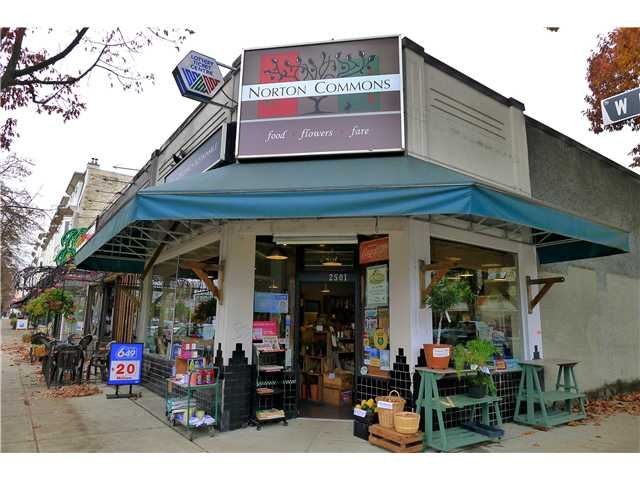 Main Photo: 2501 W BROADWAY in VANCOUVER: Kitsilano Commercial for sale (Vancouver West)  : MLS®# V4037948