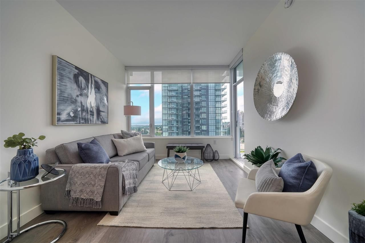 """Main Photo: 1906 5051 IMPERIAL Street in Burnaby: Metrotown Condo for sale in """"Imperial"""" (Burnaby South)  : MLS®# R2592234"""