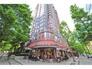 Photo 3: 1507 811 HELMCKEN Street in Vancouver West: Home for sale : MLS®# V1105794
