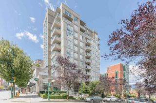 """Photo 1: 403 2483 SPRUCE Street in Vancouver: Fairview VW Condo for sale in """"SKYLINE"""" (Vancouver West)  : MLS®# R2189151"""