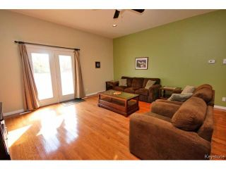 Photo 7: 12 Spillway Cove in STMALO: Manitoba Other Residential for sale : MLS®# 1423600