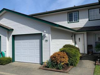 Photo 1: 73 717 Aspen Rd in COMOX: CV Comox (Town of) Row/Townhouse for sale (Comox Valley)  : MLS®# 811391