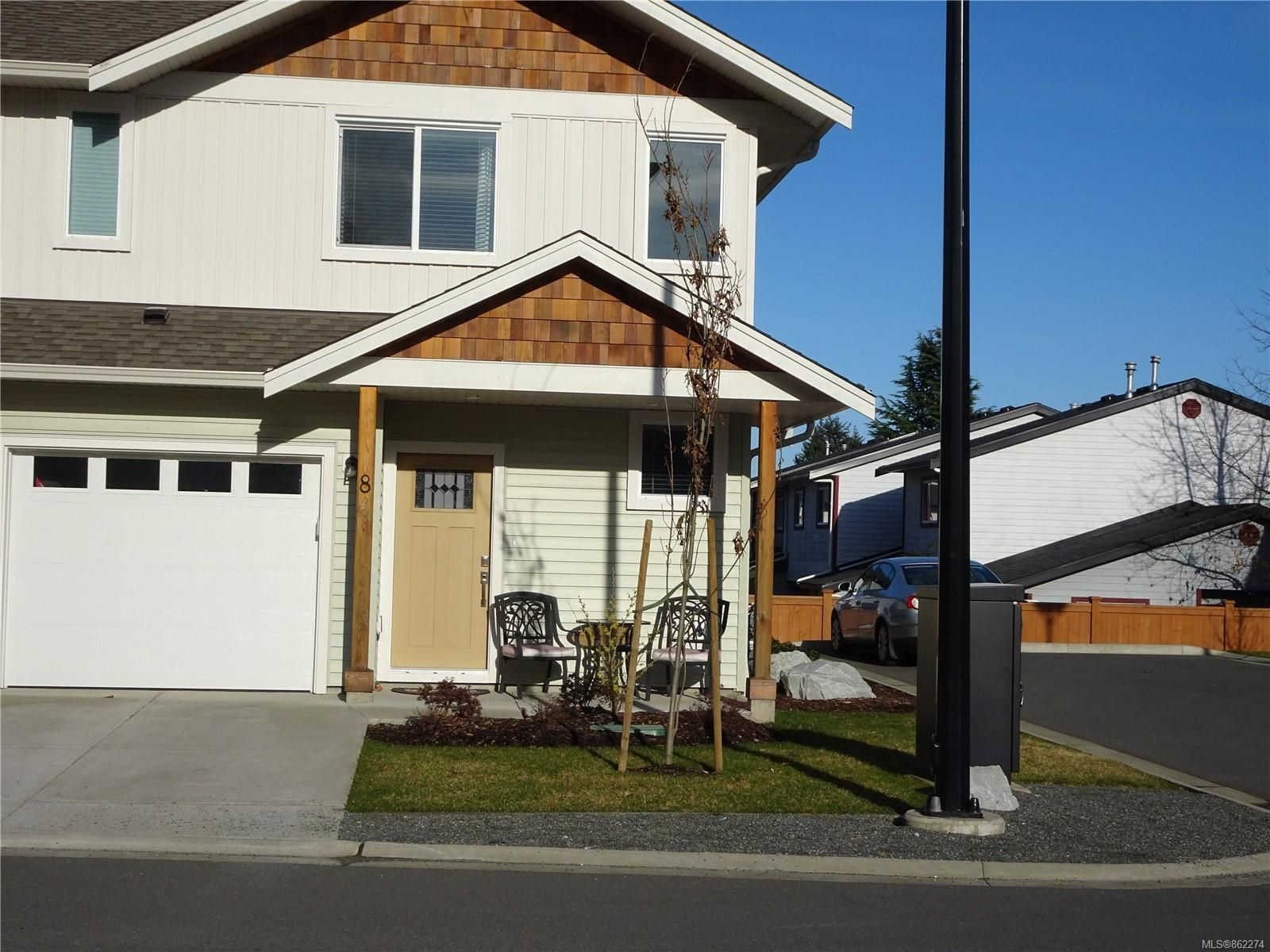 Main Photo: 25 2109 13th St in : CV Courtenay City Row/Townhouse for sale (Comox Valley)  : MLS®# 862274