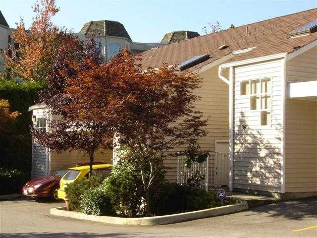 """Main Photo: 40 1235 JOHNSON Street in Coquitlam: Canyon Springs Townhouse for sale in """"CREEKSIDE PLACE"""" : MLS®# V1050979"""