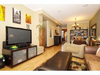"""Photo 7: 109 20449 66TH Avenue in Langley: Willoughby Heights Townhouse for sale in """"NATURE'S LANDING"""" : MLS®# F1325755"""