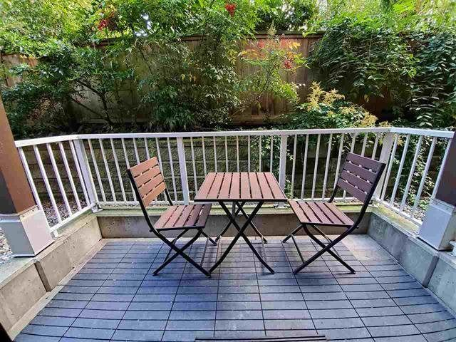 Photo 13: Photos: 105 1655 NELSON Street in Vancouver: West End VW Condo for sale (Vancouver West)  : MLS®# R2419853