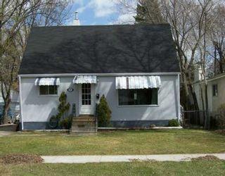Photo 1: 99 WOODLANDS Crescent in WINNIPEG: Westwood / Crestview Single Family Detached for sale (West Winnipeg)  : MLS®# 2706521