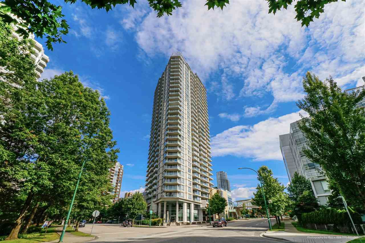 Main Photo: 3502 4808 HAZEL Street in Burnaby: Forest Glen BS Condo for sale (Burnaby South)  : MLS®# R2474691