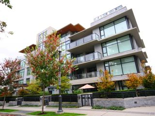 "Photo 13: 206 6093 IONA Drive in Vancouver: University VW Condo for sale in ""COAST"" (Vancouver West)  : MLS®# V976969"