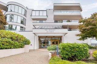 """Photo 2: 202 1250 MARTIN Street: White Rock Condo for sale in """"THE REGENCY"""" (South Surrey White Rock)  : MLS®# R2610384"""