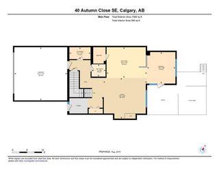 Photo 41: 40 AUTUMN Close SE in Calgary: Auburn Bay Detached for sale : MLS®# C4264321