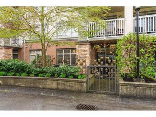 """Photo 2: 107 6500 194 Street in Surrey: Clayton Condo for sale in """"SUNSET GROVE"""" (Cloverdale)  : MLS®# R2356040"""